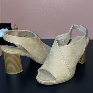 Sling back Sandals wide width